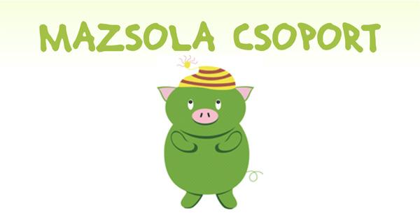 Mazsola csoport